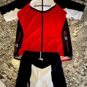 Cycling Jersey XL+ Bib Louis Garneau L